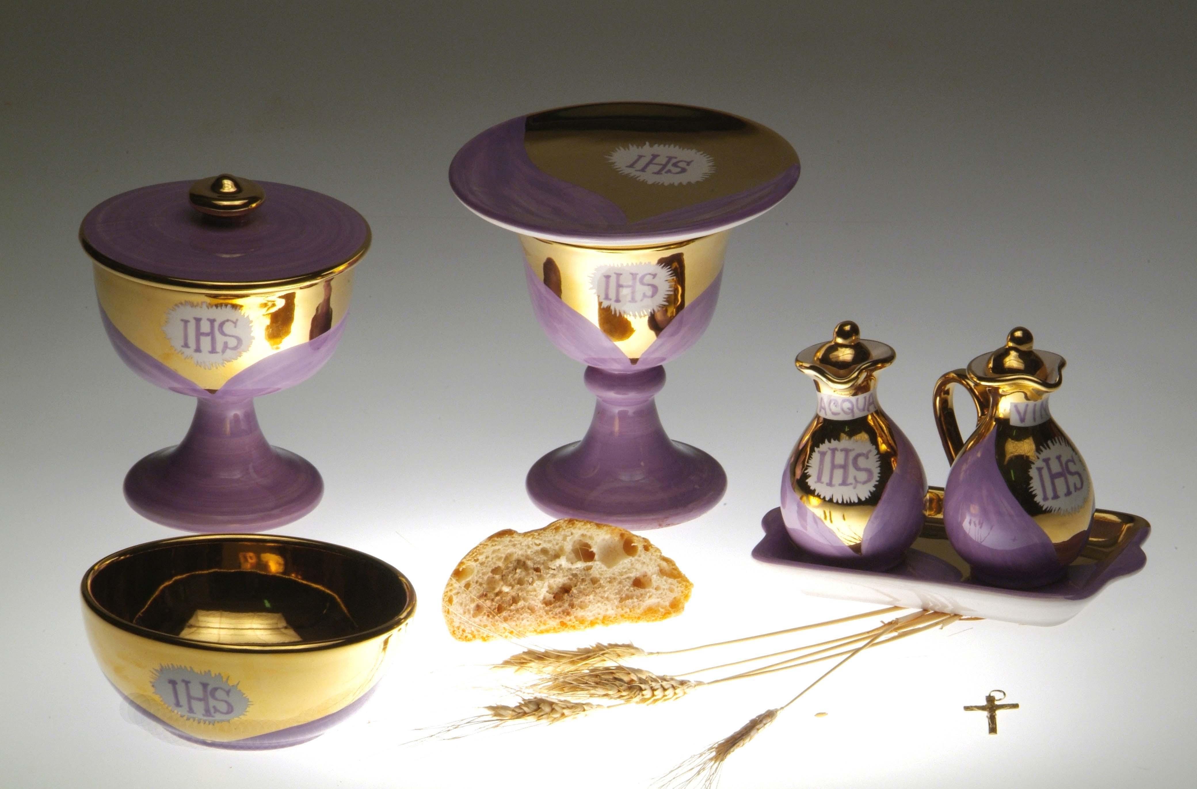 Sambuco Arte Sacra Deruta Avvento Tempo liturgico viola