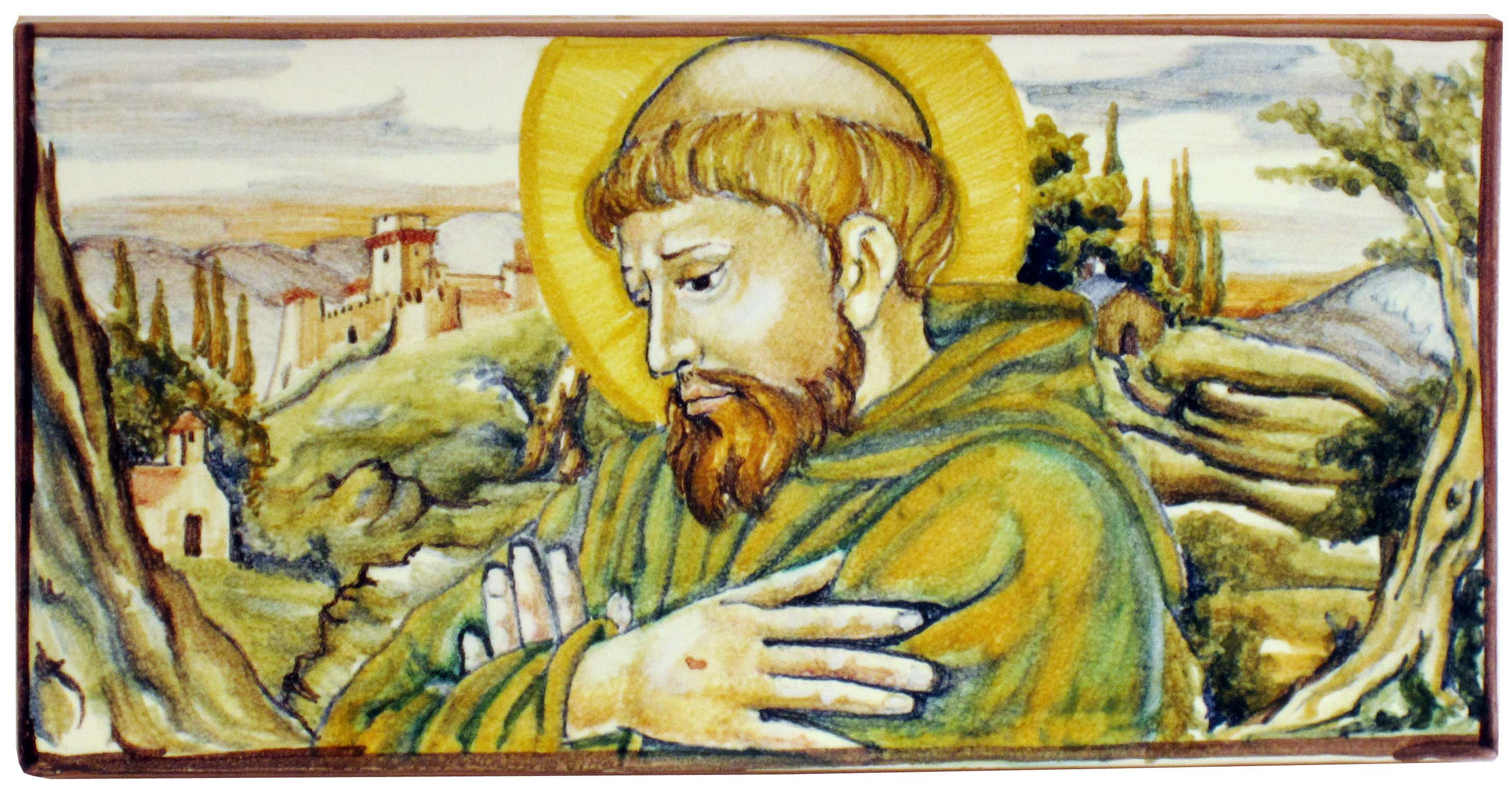 Sambuco Arte Sacra Deruta San Francesco d'Assisi