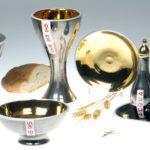 Sambuco Sacred Art Deruta Modì platino