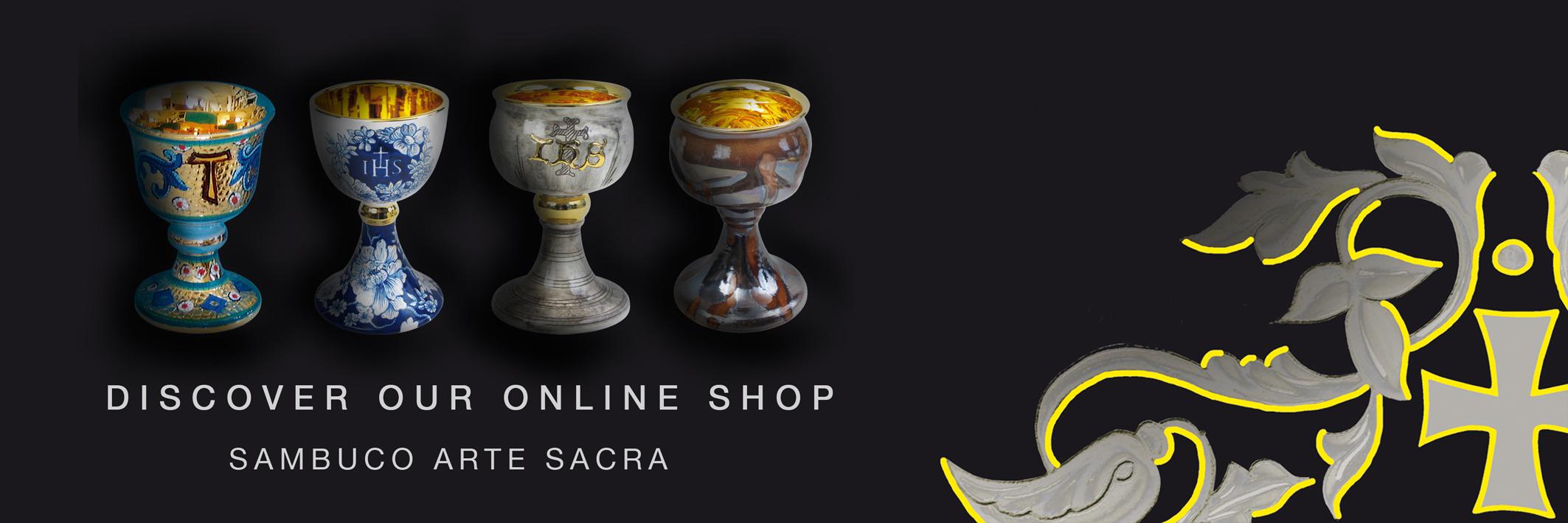 Sambuco Arte Sacra Deruta Shop online Catalog